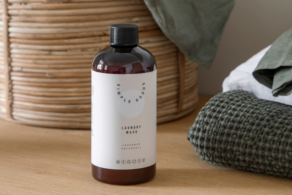 Laundry Wash - Lavendel og Patchouli