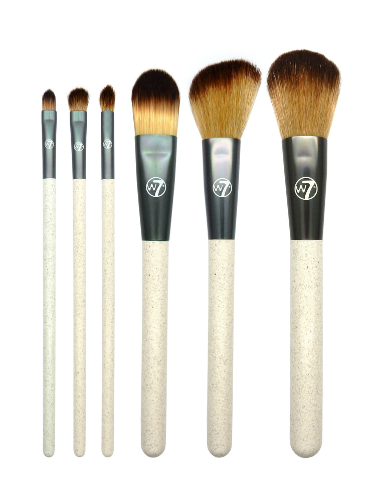 Very Vegan Eco Brush Set