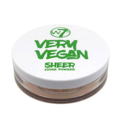 Very Vegan Sheer Loose Powder - Translucent