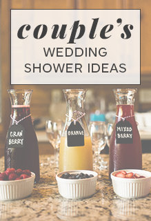 Couple S Wedding Shower Ideas That Ll Guarantee A Good Time