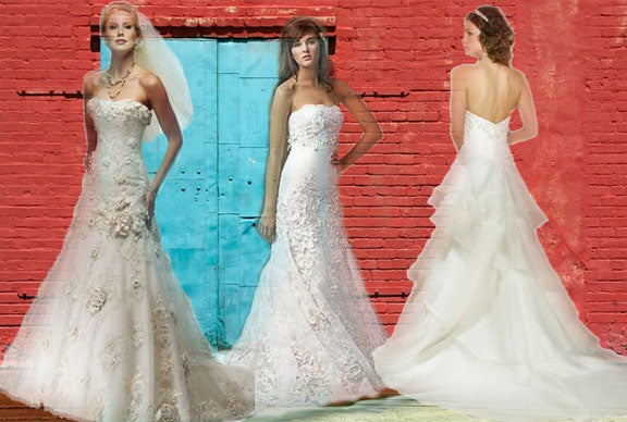 Spring Bridal Gowns