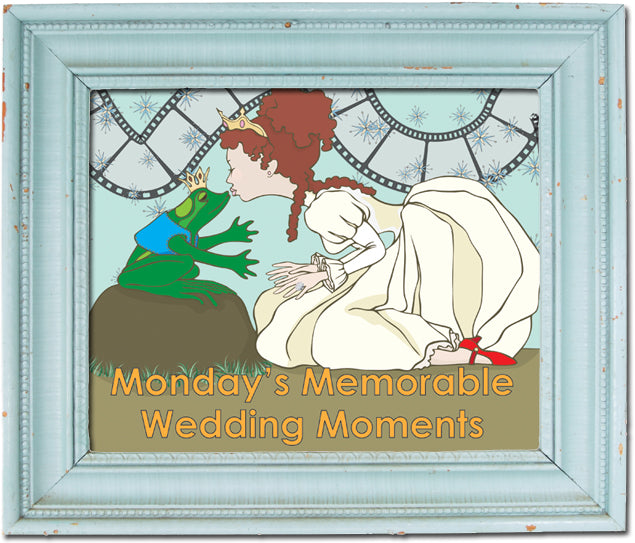 monday's memorable wedding moments the time traveler's wife wedding