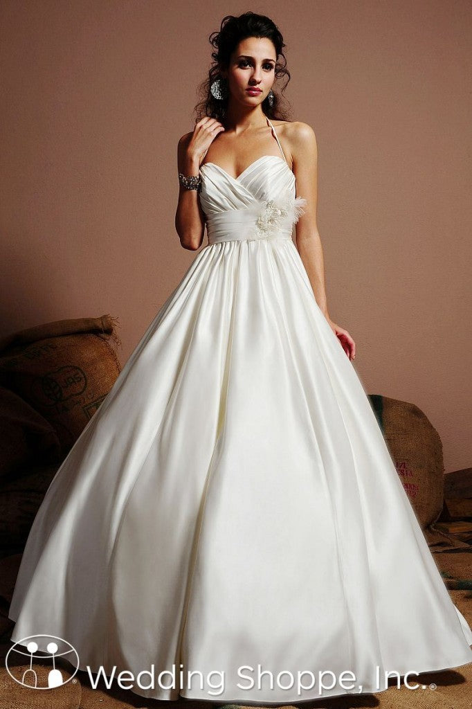 Jessica Simpsons Wedding Gown From Eden