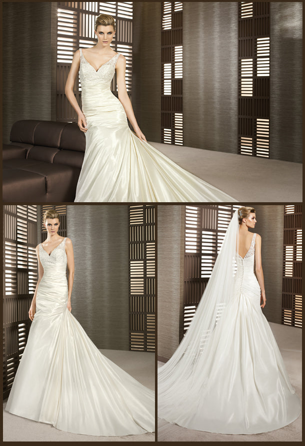White One Bridal Gown Tombola