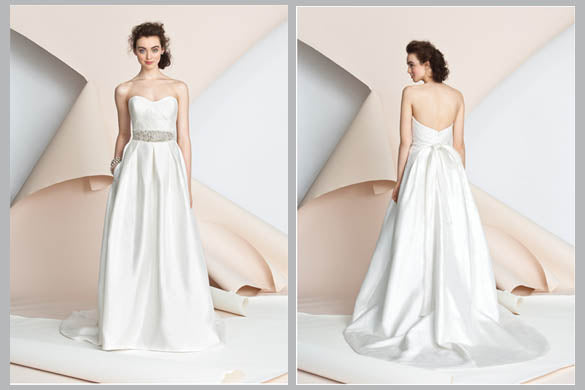 Alyne designer wedding dresses
