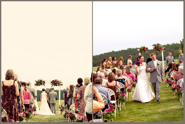 Basic Wedding Etiquette from Featured Bride Lauren W: Wedding Guest Etiquette & Wedding Etiquette Attire