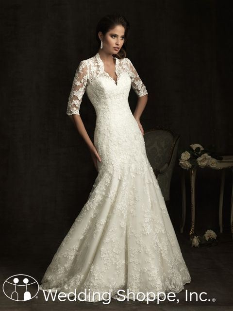 Allure Bridal Gown 8900