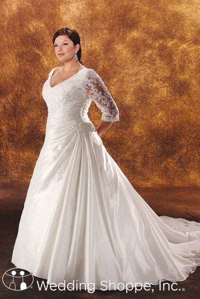 Plus Size Kate Middleton Wedding Dress