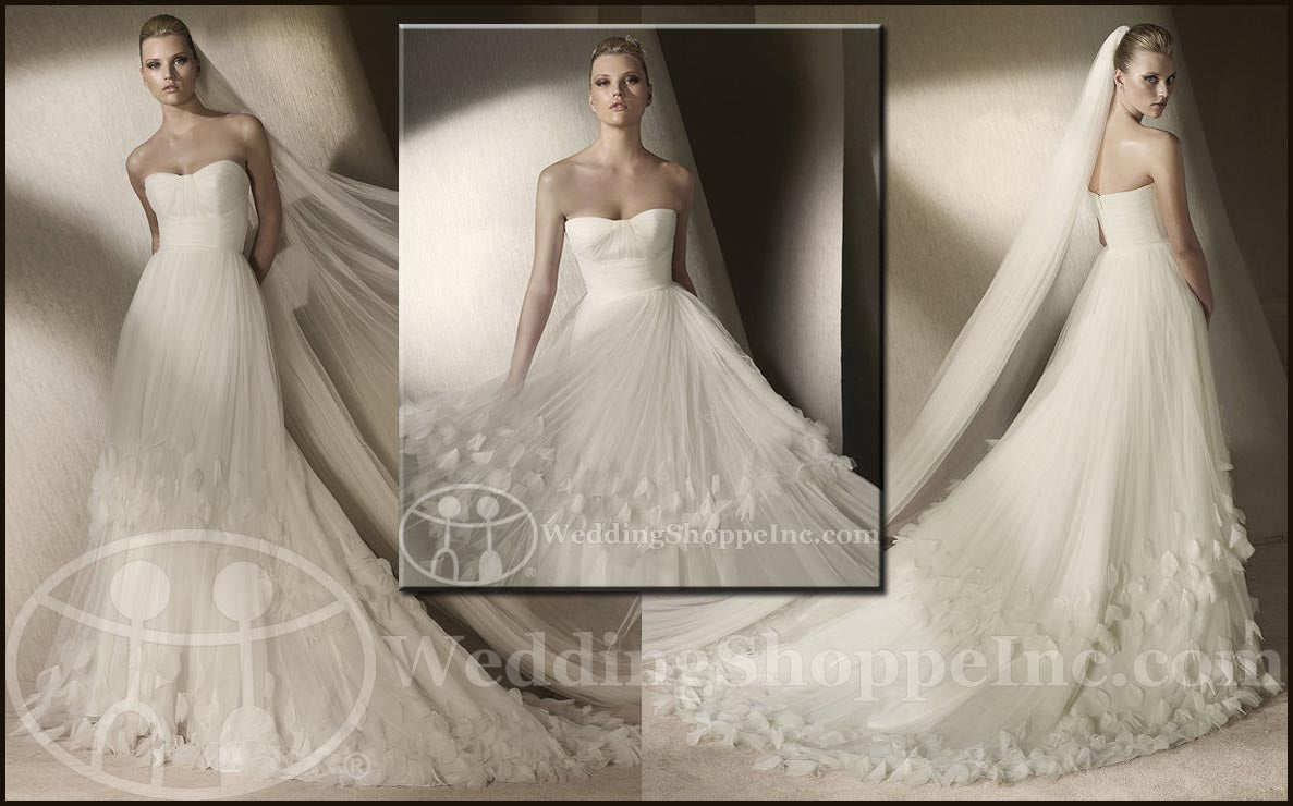 San Patrick Calais Wedding Dress