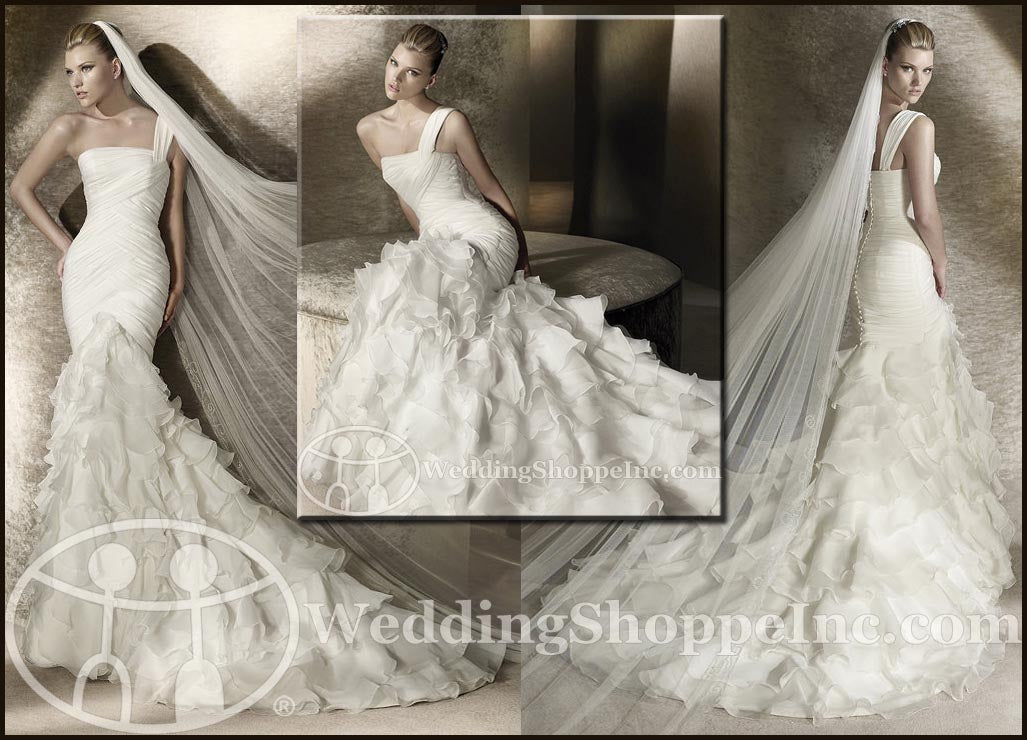 San Patrick Edimburgo Wedding Dress
