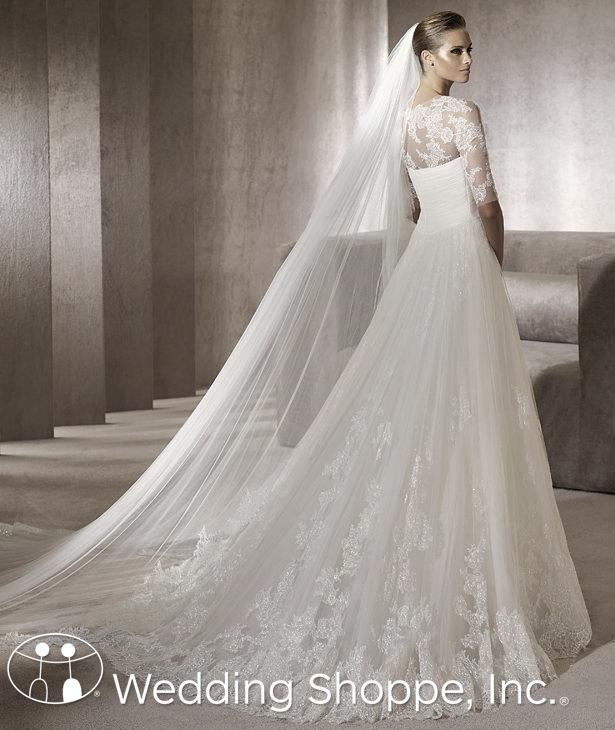 Pronovias Pelicano Back