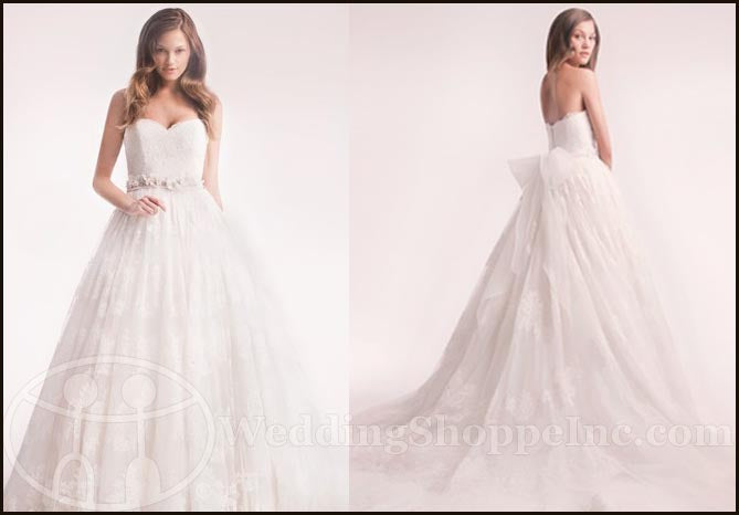 Kleinfeld Kollection: Alita Graham 7709