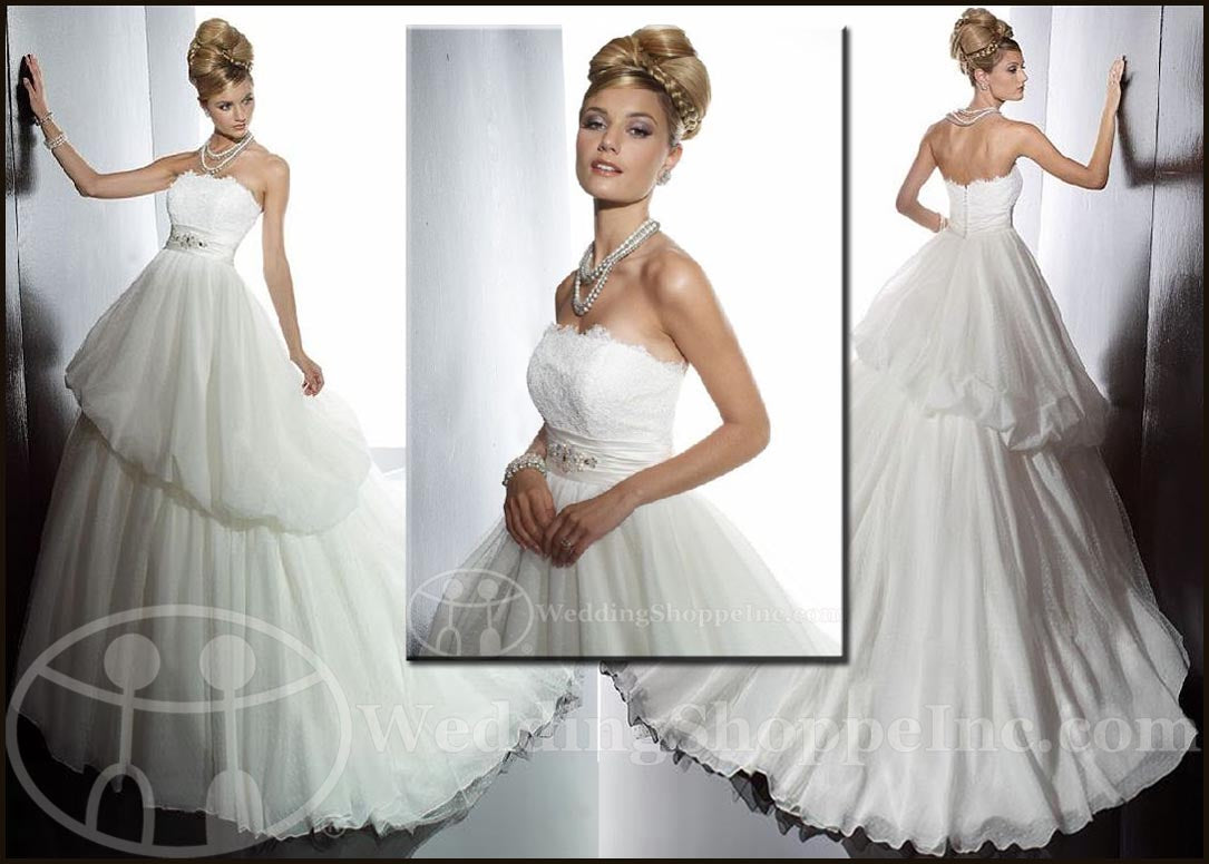 Christina Wu Wedding Gowns: Christina Wu 15452