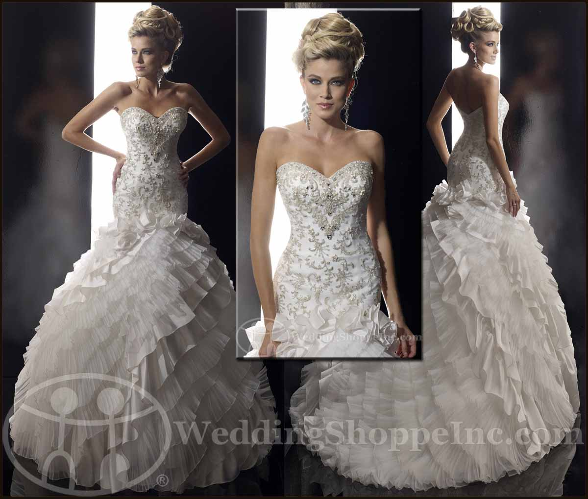 Christina Wu Wedding Gowns: Christina Wu 15477