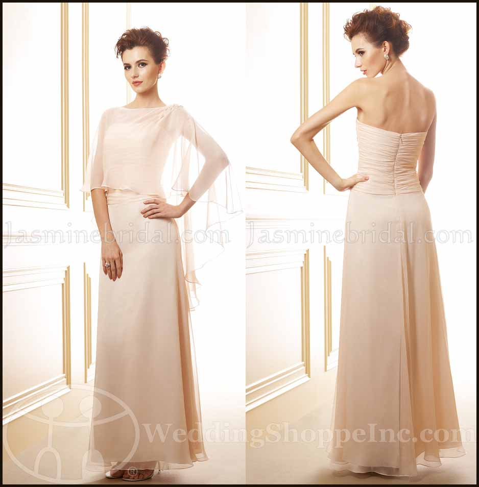 Jade mother of the groom dresses: Jasmine Jade J145001