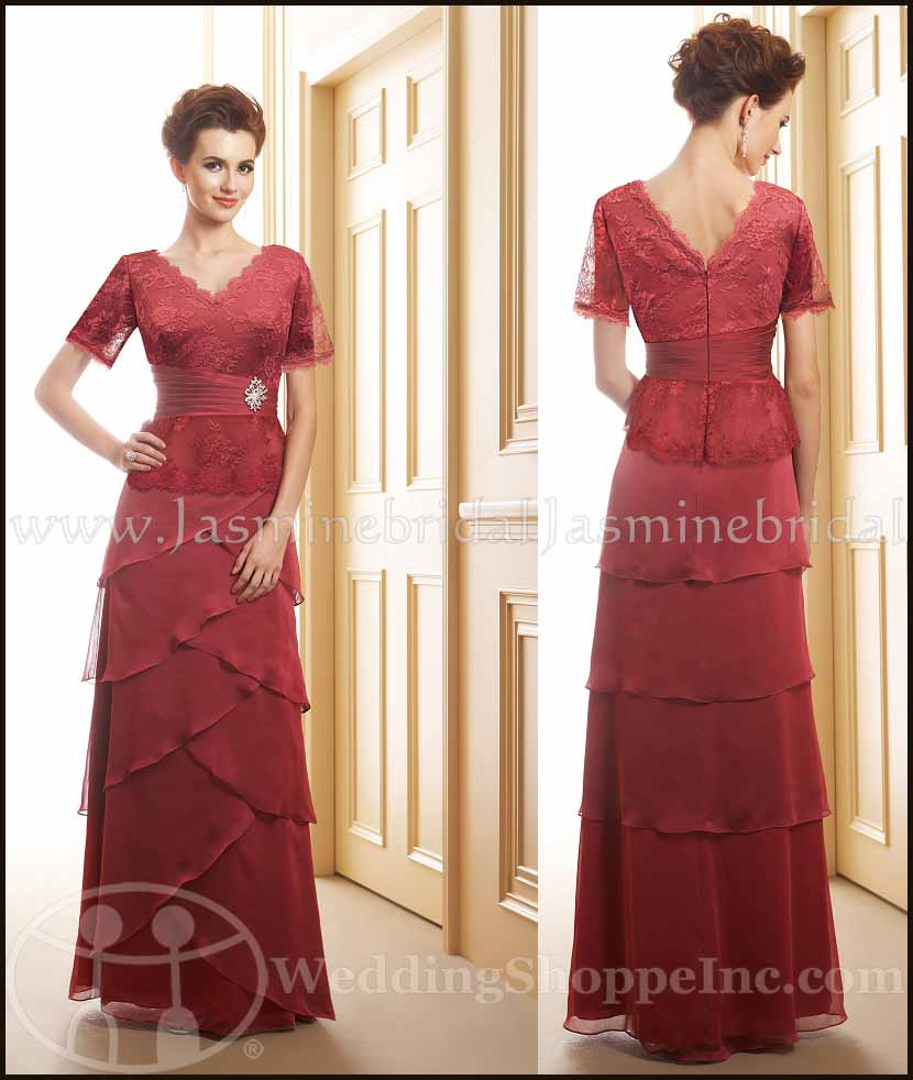 Jade mother of the groom dresses: Jasmine Jade J145004