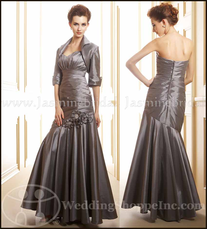 Jade mother of the groom dresses: Jasmine Jade J145008