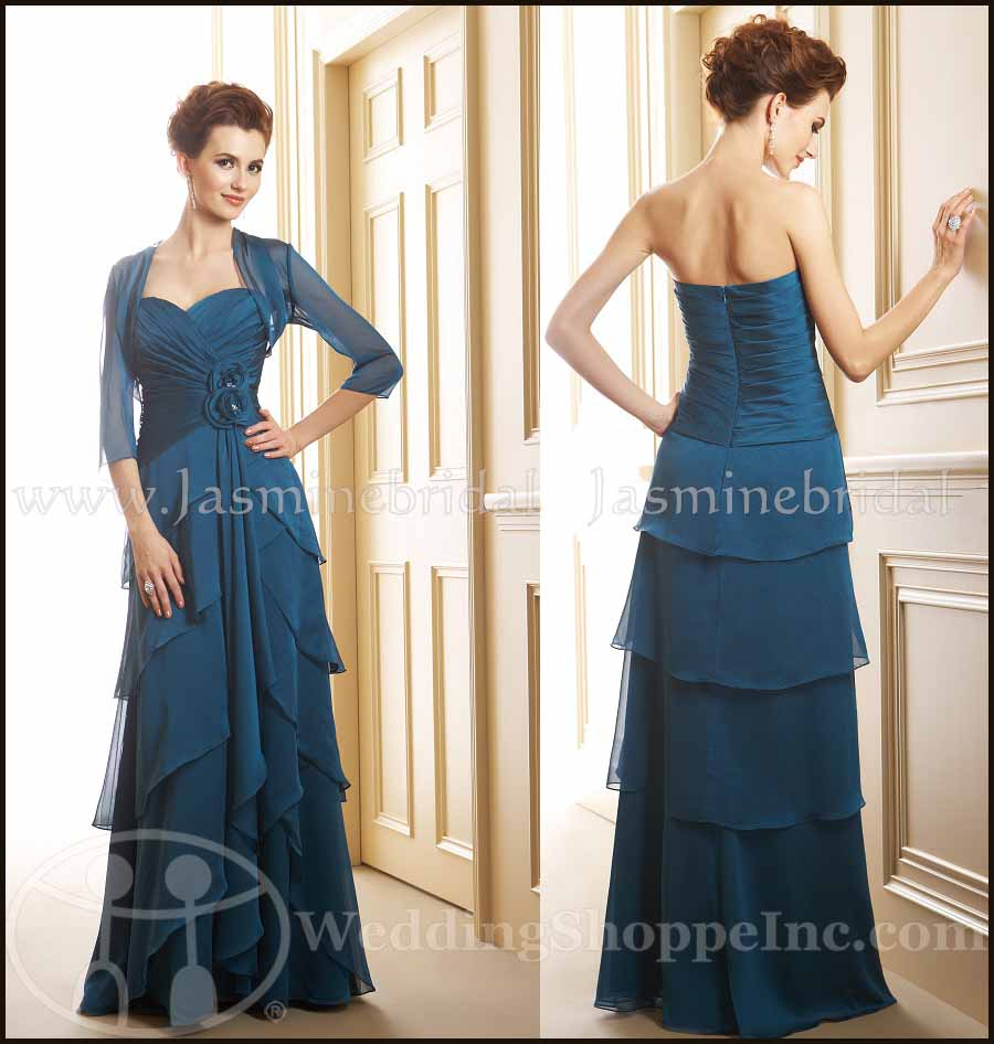 Jade mother of the groom dresses: Jasmine Jade J145018