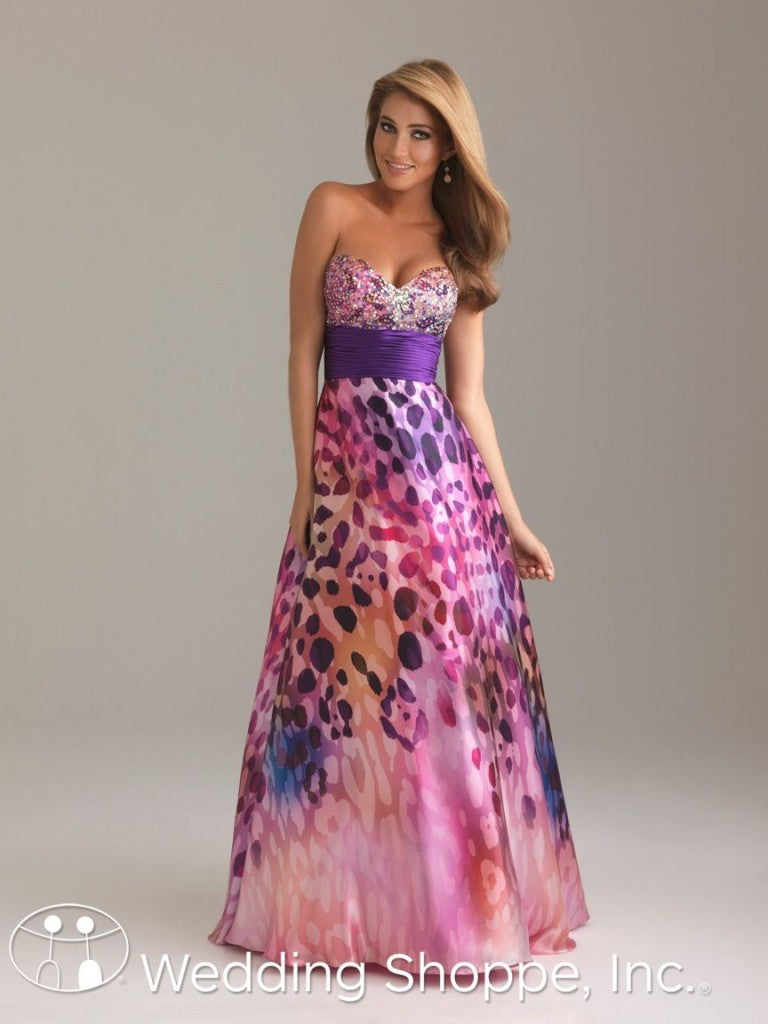 Night Moves Pink Leopard