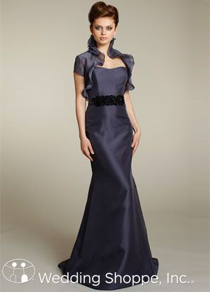 Noir by Lazaro Mother of the Bride Dress