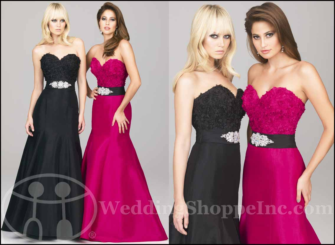 Evenings by Allure Prom Dresses: Allure A548