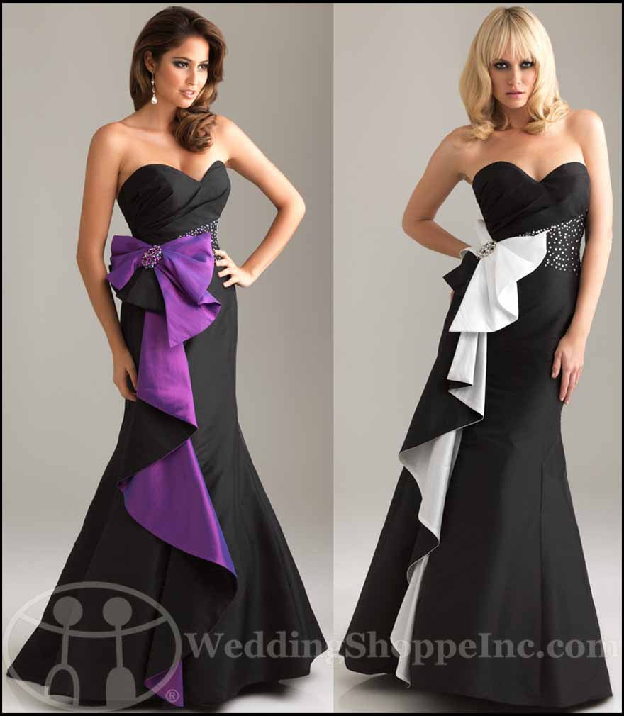 Night Moves Prom Dresses: Night Moves 6486