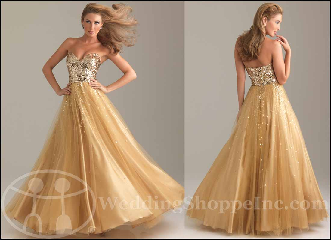 Night Moves Prom Dresses: Night Moves 6499