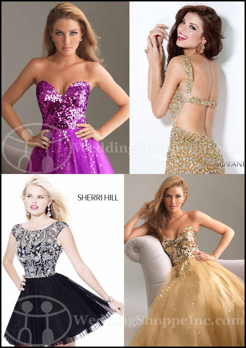 Top Trends in Prom Dresses 2012