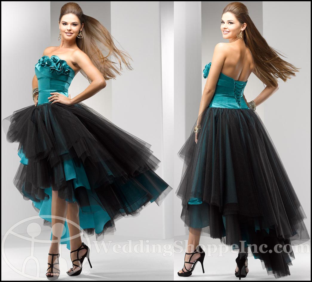 Punk Rock Prom Dresses: Flirt Prom Dress P1640