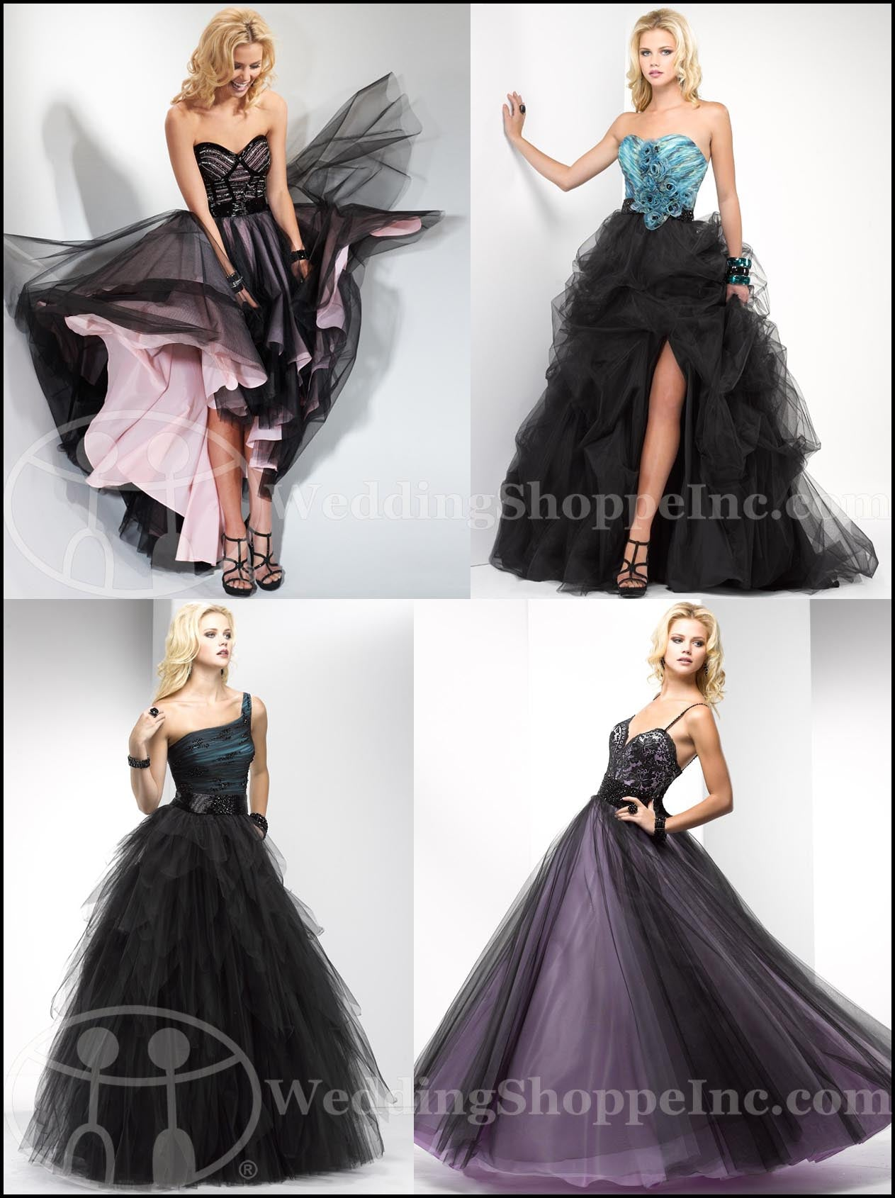 Punk Rock Prom Dresses 2012