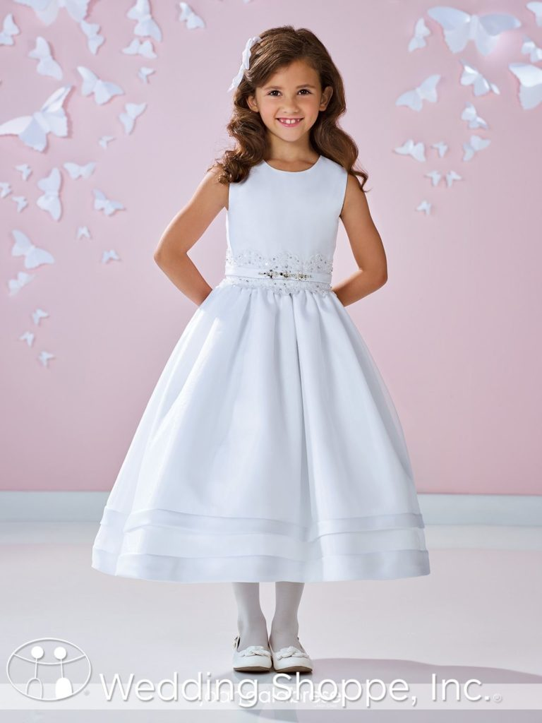 Joan Calabrese Flower Girl Dress