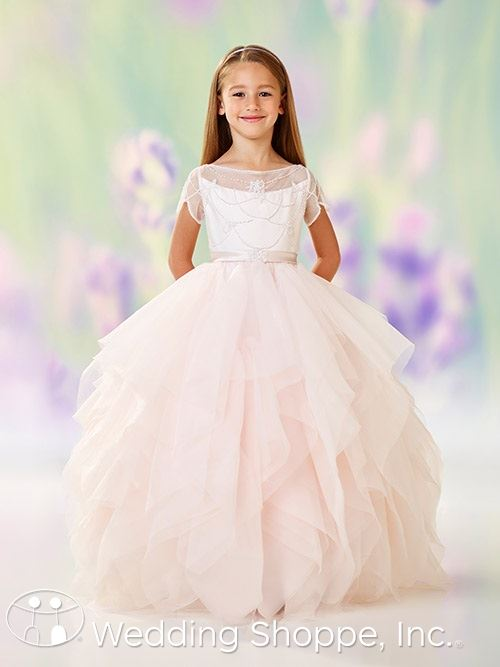 Joan Calabrese Flower Girl Dress 118315