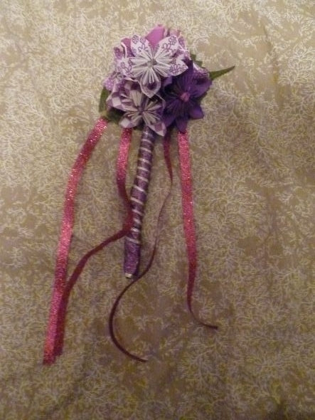 Flower girl accessories