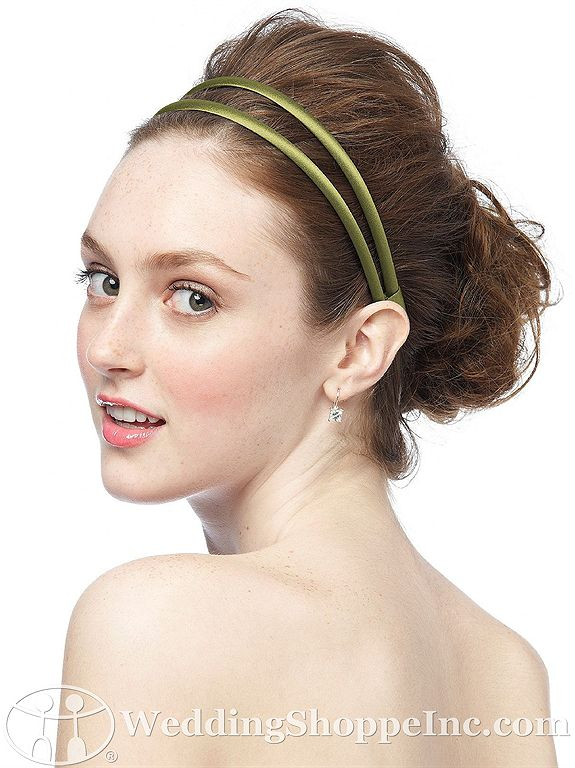 2012 prom accessories: Dessy headband