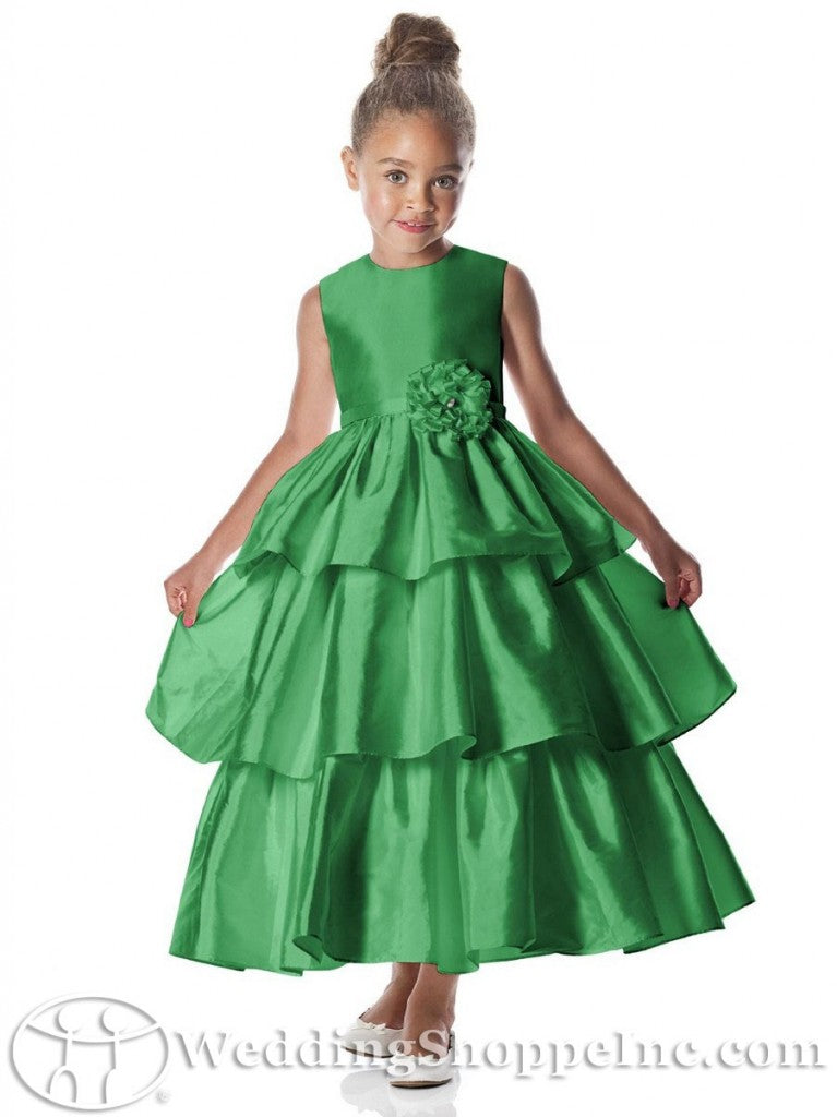 Dessy dresses for flower girls