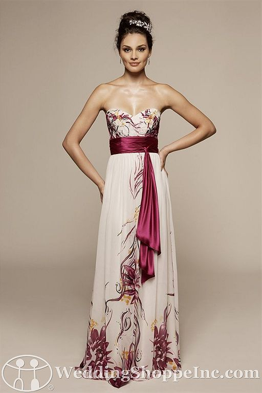 Vintage style bridesmaid dresses from Liz Fields