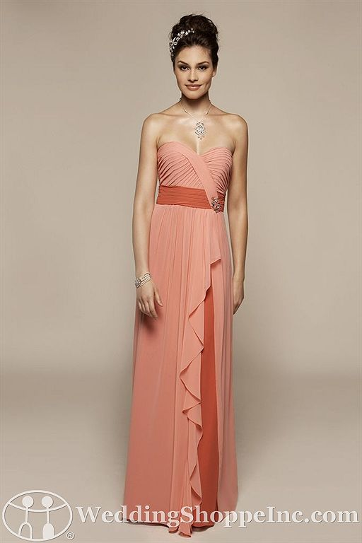 Country style bridesmaid dresses from Liz Fields