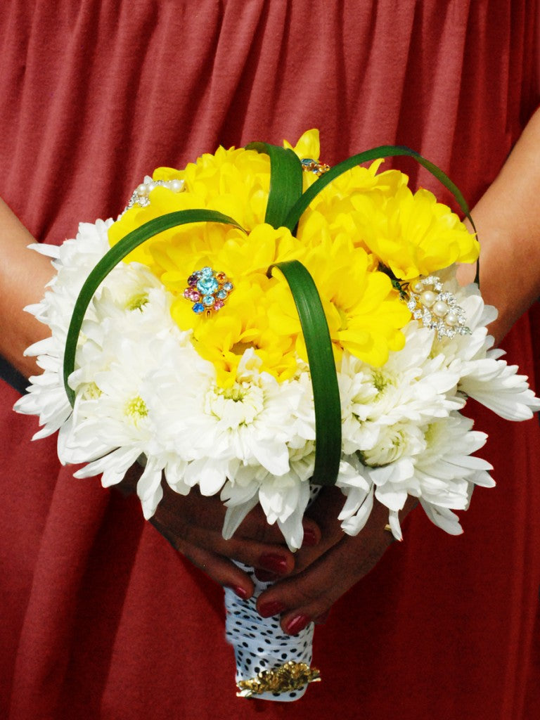 How to Build your own Wedding Bouquet
