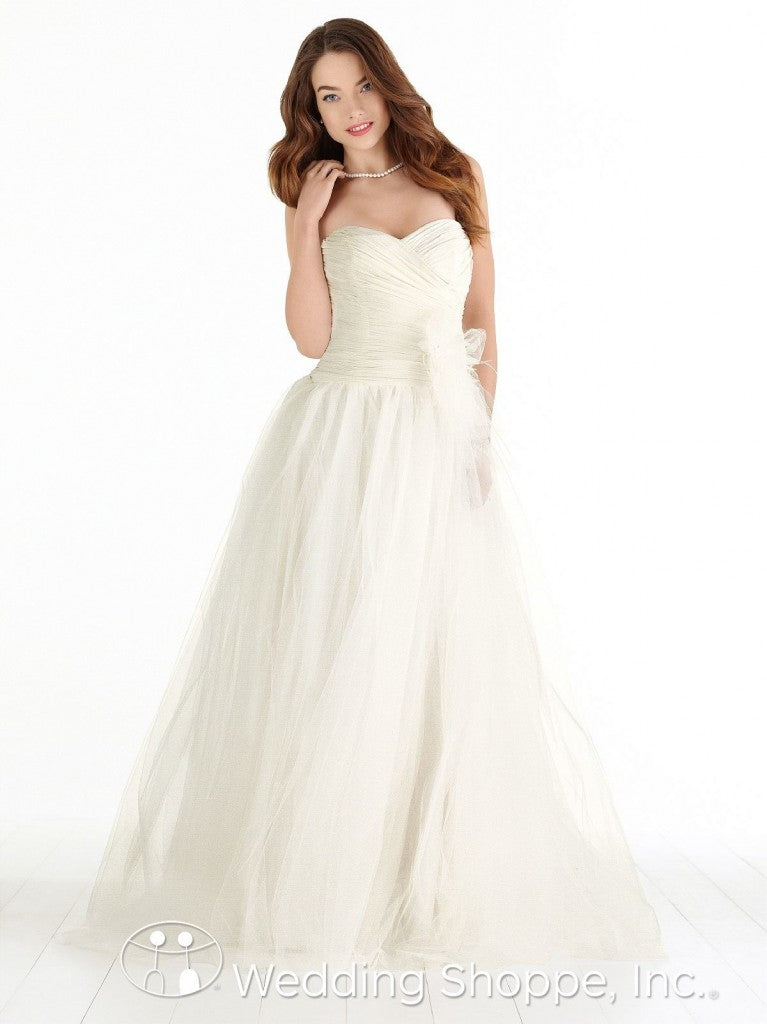 After Six Winter Wedding Dresses