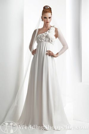 Bari Jay informal wedding dresses 2010