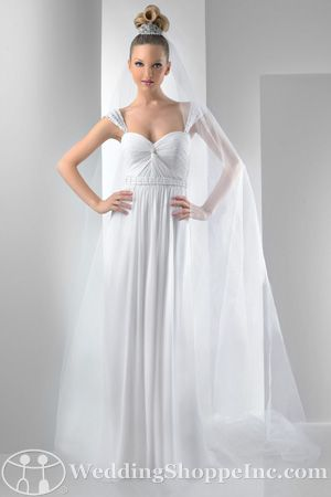 Bari Jay informal wedding dresses 2012