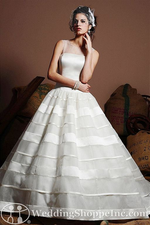 Eden Bridal wedding dress 2386A