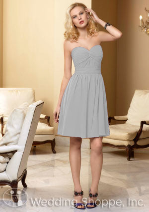 Mori Lee bridesmaid dress