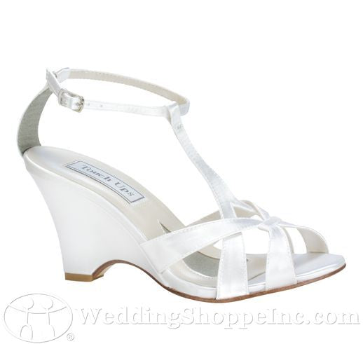 Dyeable bridal shoes: Touch Ups Lucy