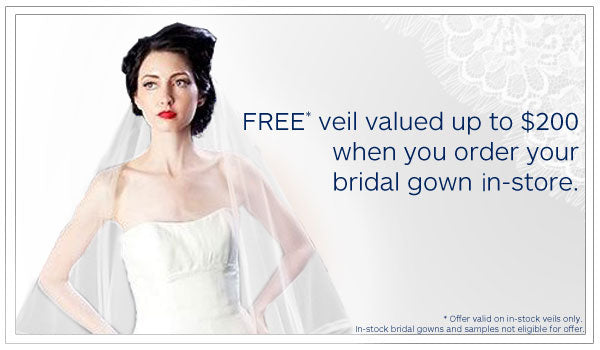Black Friday 2012 deals and Cyber Monday specials on wedding attire