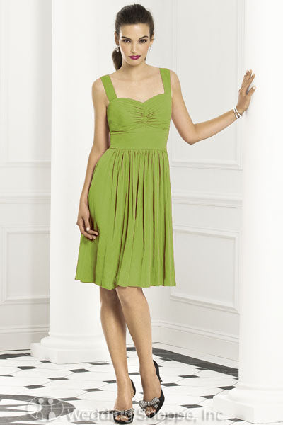 Green Bridal Party Dress by After Six