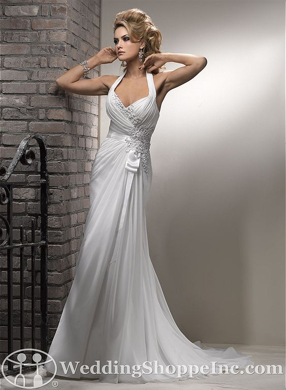Summer wedding dresses: Maggie Sottero Bridget