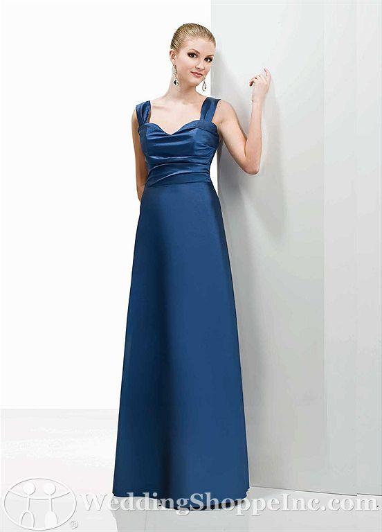 Plus size Da Vinci bridesmaid dresses: Da Vinci 9227