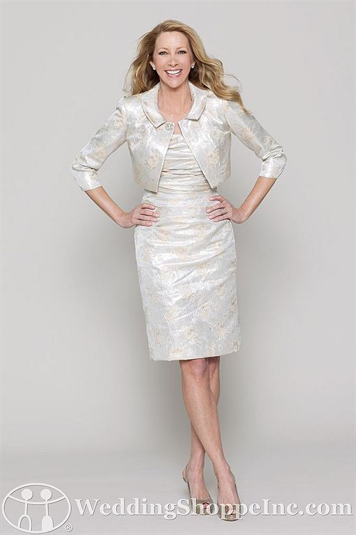 Mother of the bride outfits: Watters and Watters 2762