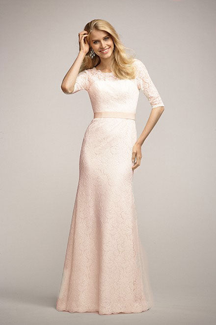 Pink bridal gown - Encore by Watters